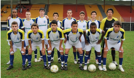 Juniores do JAC - Fonte: Boteco do Pardal