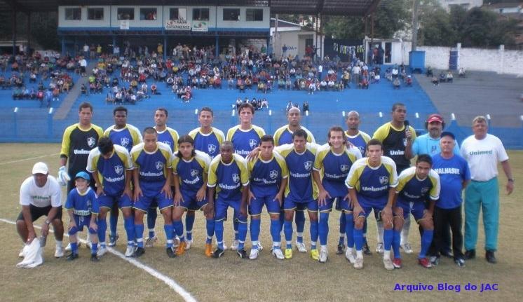 Foto Joaçaba Atlético Clube - 2008